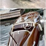 2 Most Beautiful Wooden Boats