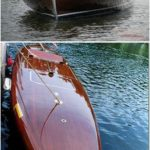 1939 24′ Greavette Streamliner | Classic Boat Sales and Service | Mahogany Bay