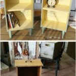 DIY side tables from old drawers #diy #furniture #makeover #repurpose #decorhome… - UPCYCLING IDEAS - My Blog