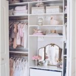 Ikea Pax hack: How to Customize a Small Closet with the Pax System - The Pink Dream