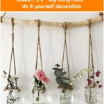 Love fills these dinky little vases… :) x - Diy living room - do it yourself decoration
