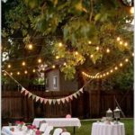 This DIY garden party decoration gives your summer party atmosphere! DIY decoration ideas