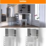 Dressing tables & cosmetic tables
