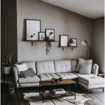 59 gray designs for small living room apartments that look fantastic 52 - Home accessories blog