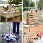 18 unique & creative wedding drink bar ideas for outdoor wedding