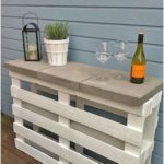 Build the garden bar yourself