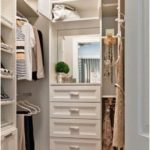 Bathroom vanity storage built ins master closet 15+ New Ideas #bathroom #closets...