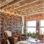 A small, book-filled loft in downtown Los Angeles offers a magical aesthetic - New Ideas