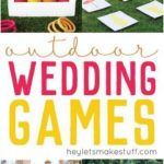DIY Outdoor Wedding Games - #DIY #Games #outdoor #Wedding