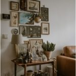 Home Tour: Bohemian Living Room Happy Interior Blog #Blog # Bohemian #Happy