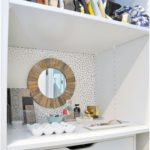 Easy DIY IKEA Master Closet Vanity Project!