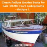 Classic Antique Wooden Boats For Sale | Pb782 | Port Carling Boats – Antique &...