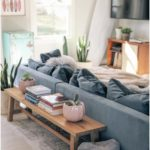 Living Room Reveal + Rove Concepts Hugo Sectional Review #livingroom Living Room...