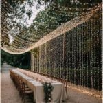 Ideas for wedding receptions; Outdoor wedding decorations; #Wedding #wedding ...