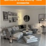 60+ gray, small living room apartments to look amazing - home accessories