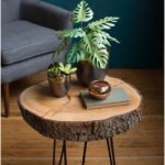 21 creative wooden disc projects and decorations that are full of rustic charm - furnishing ideas