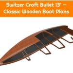 Switzer Craft Bullet 13' — Classic Wooden Boat Plans