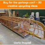 Buy for the garbage can? - 80 creative upcycling ideas