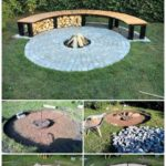 62 Fireplace Ideas for DIY Cheap Fireplace for Your Garden