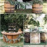 18 ideas for bars and wedding stations perfect for fall weddings
