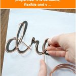Copper wire has many unique properties. It is bendable, flexible and v ...