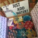 DIY gift crafting - just add a water gift box #simple #fugging #add #was ...