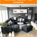 20 latest modern living room design ideas for your inspiration - home accessories