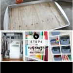 A tutorial on how I modified my corner makeup vanity to one that would fit in my...