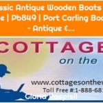 Classic Antique Wooden Boats For Sale | Pb849 | Port Carling Boats – Antique &...