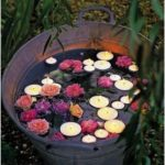 Floating candles round large (pack of 3) - my blog