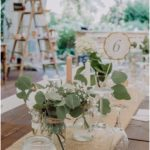 We celebrate a garden wedding - garden miss the garden blog