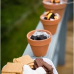 Make DIY S'more Pots: What's an outdoor party without some s'mores? Guests will ...