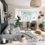 60 cozy Scandinavian living room decoration ideas new living room 2019 8 ...