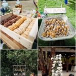 Ideas for outdoor wedding dinners and beverages for reception #weddingideas #weddingdecor #… - wedding ideas