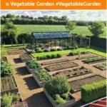 44 Affordable DIY Design Ideas for a Vegetable Garden #VegetableGarden