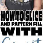 How to Slice On Cricut Then Photo or Pattern Fill If you are looking to learn ho...