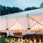 Gorgeous 30 best and most beautiful outdoor wedding tents we've ever seen ...