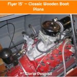 Flyer 15' — Classic Wooden Boat Plans