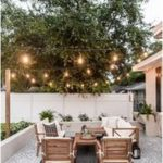Backyard Makeover Reveal: Riverside Retreat Backyard Makeover Reveal with @Lowe...