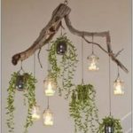 +27 Hanging Plants Ideas To Decorate Your Home, #Decorate #handcrafteasy #Hanging #Home #Ide...