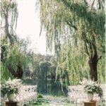 Outdoor Wedding Ceremony Ideas for Your Wedding at The Orchard at Chesfield