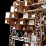 Wooden Architectural Models Classical Architecture