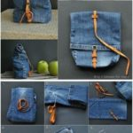7 DIY New Ways to Recycle Clothing - Denim: Part 2