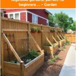Adorable 40 stunning ideas for vegetable gardens, perfect for beginners ... - Garden