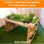 ᐅ build a raised bed from pallets | DIY instructions & guide