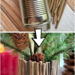 6 ways to beautify a tin can (a cheap and easy upcycling idea) - upcycling blog