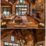 25+ ideas for a rustic living room to decorate your revamp around - home accessories blog