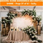 WEDDING SCENE EXPERIENCE DECORATION SHARE - Page 37 of 61 - Sciliy