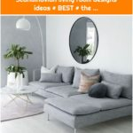 95+ best and most stylish Scandinavian living room designs ideas # BEST # the ...