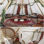 Boho-Inspired Outdoor Wedding That Will Give You Coachella Vibes - Wohnaccessoires